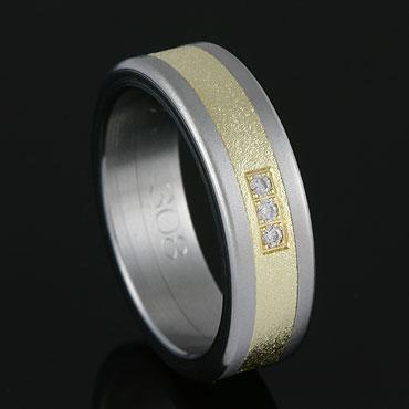 Trauring 100016  ring-und-schmuck.de