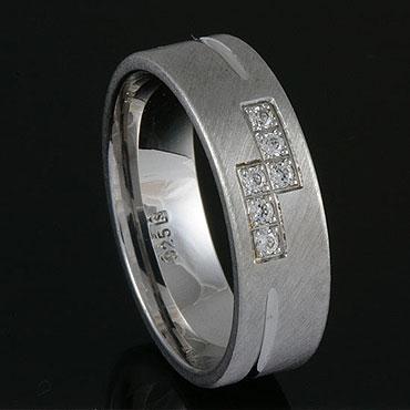 Trauring 100050  ring-und-schmuck.de