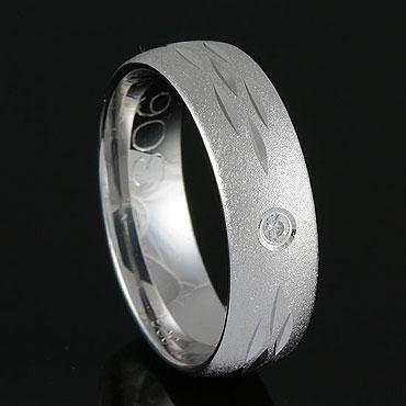 Trauring 100078  ring-und-schmuck.de